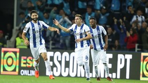 FC Porto bate Belenenses e segura liderança da Liga
