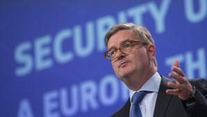 Comissário europeu destaca passos dados por Portugal em matéria de segurança