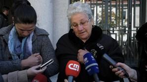 """""""O teu filho está morto"""", diz mãe de Luís Pinto em lágrimas"""