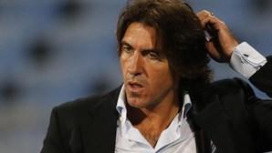 Treinador português Ricardo Sá Pinto está infetado com Covid-19