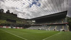 Arquiteto encaixa mais de sete milhões com estádio de Braga