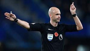 Já é conhecido o árbitro que vai apitar o jogo Portugal-Alemanha no Euro2020