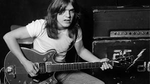 Morreu Malcolm Young, guitarrista fundador dos AC/DC