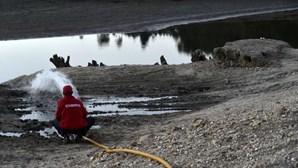 45 camiões cisterna abastecem barragem de Fagilde