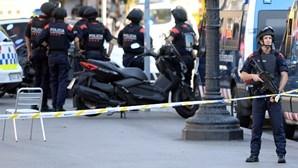 Grupo em fuga depois de troca de tiros com polícia em Madrid