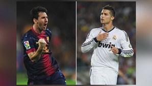 Messi comenta amizade com Cristiano Ronaldo