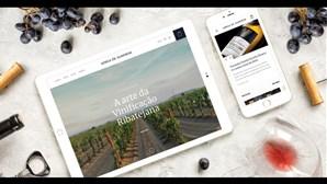 Adega de Almeirim apresenta novo website