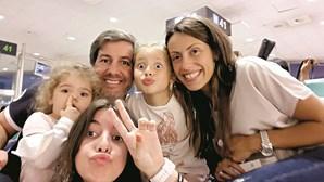 Bruno de Carvalho revela nome da filha com Joana Ornelas
