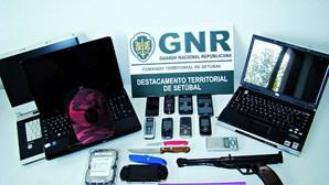 GNR desfaz gang de ladrões