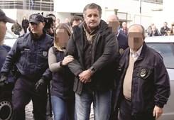Pedro Dias entrou no tribunal da Guarda em novembro do ano passado, onde se manteve em silêncio. O juiz que o ouviu disse que ficava em prisão preventiva, até ao julgamento