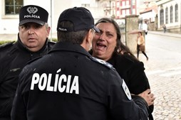 Mãe de Liliane Pinto, vítima de Pedro Dias