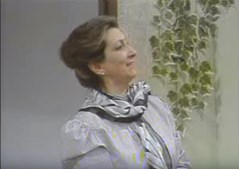 Fernanda Montemor interpretou a personagem Avó Chica na versão portuguesa da 'Rua Sésamo'