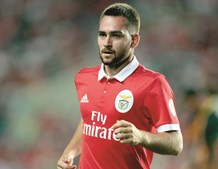 Zivkovic, jogador do Benfica