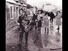 Cheias arrasaram Lisboa em 1957