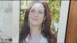 A vítima do homícidio, Sandrina, de 37 anos
