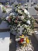 A sepultura em Águas Santas