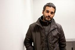 O ativista luso-angolano, Luaty Beirão