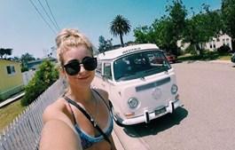 Toni Kelly, a 'Rainha das Selfies', morreu a tirar uma fotografia na janela