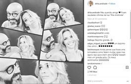 Rita Andrade partilhou fotografias alegres tiradas com João Ricardo