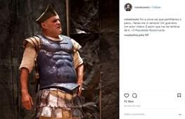 Rui Neto partilhou uma imagem de João Ricardo em palco