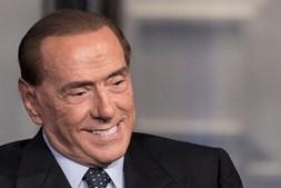 Silvio Berlusconi, ex-primeiro-ministro de Itália