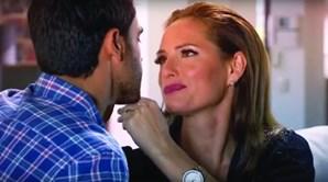 Fernanda Serrano e Duarte Gomes vão protagonizar cenas de sexo na nova novela da TVI