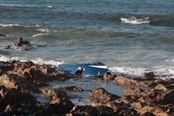 Laureana Pinto está desaparecida no mar desde o início da madrugada de sábado