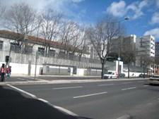 Faculdade de Ciências Sociais e Humanas, em Lisboa