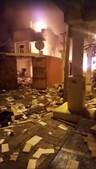 Explosão em edifício em Israel