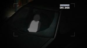 Reconstituição mostra silhueta semelhante à de Maëlys no carro do suspeito