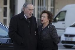 Ramalho Eanes com a mulher, Manuela Ramalho Eanes