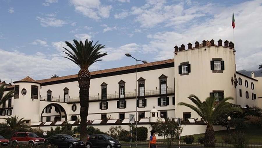 O Parlamento Regional da Madeira