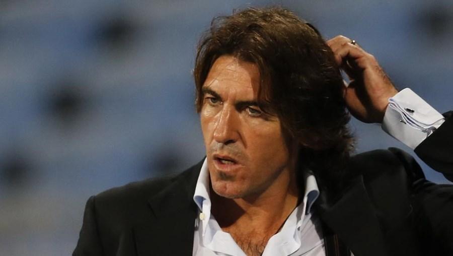 Treinador português Ricardo Sá Pinto