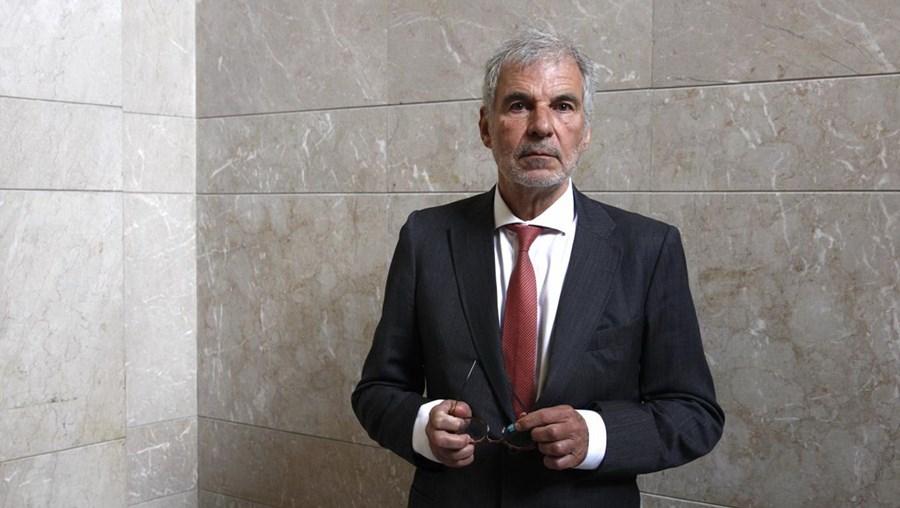 Jorge Simões, presidente do Conselho Nacional de Saúde