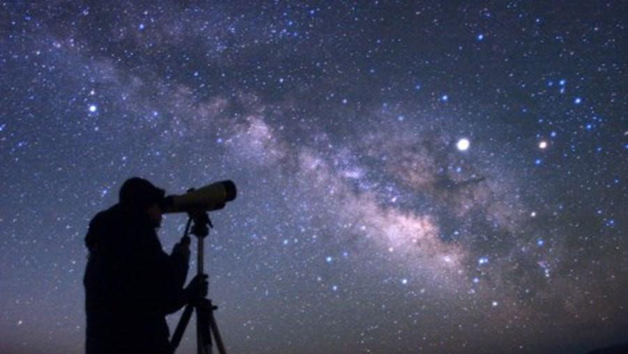 Telescópio - Imagem ilustrativa