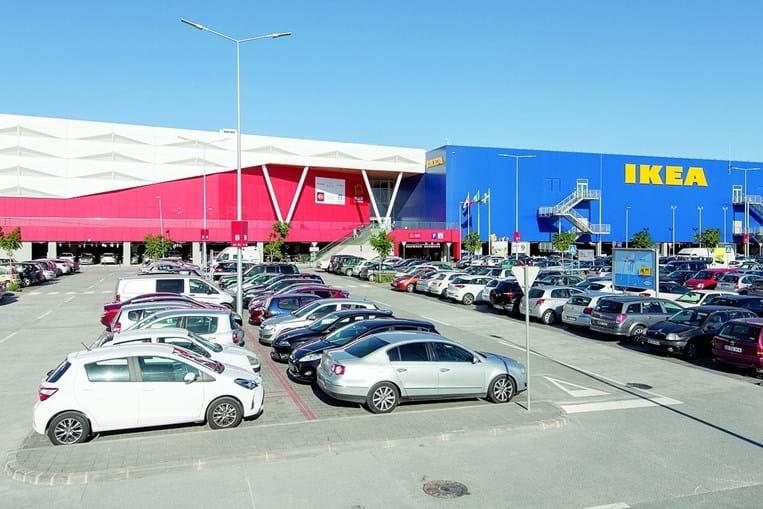 MAR Shopping abriu há uma semana, junto à loja do grupo IKEA, que também detém o centro comercial
