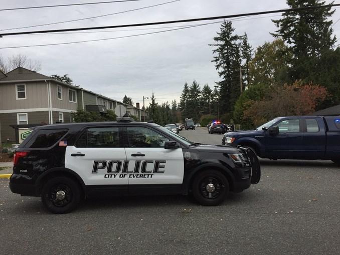 Polícia de Everett