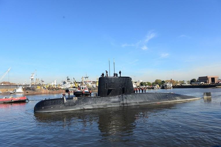 Submarino 'San Juan' está desaparecido