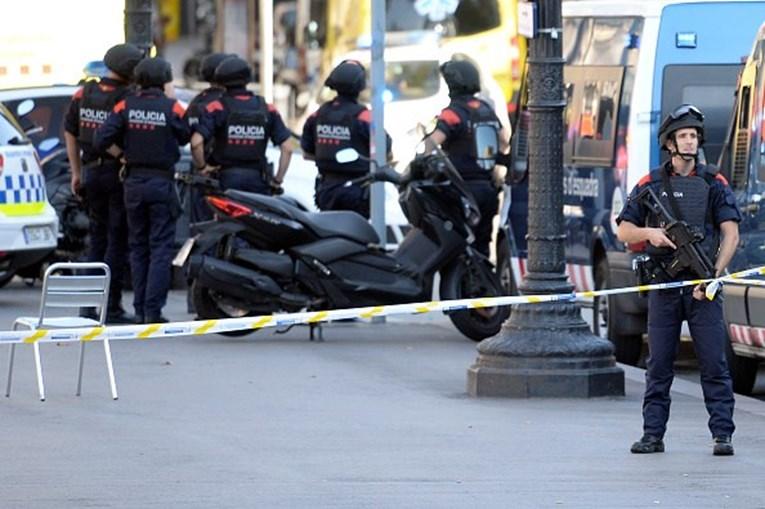 Polícia espanhola