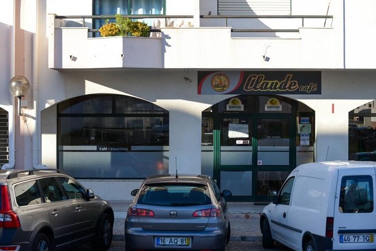 Café que o casal explorava desde outubro na cidade das Caldas da Rainha