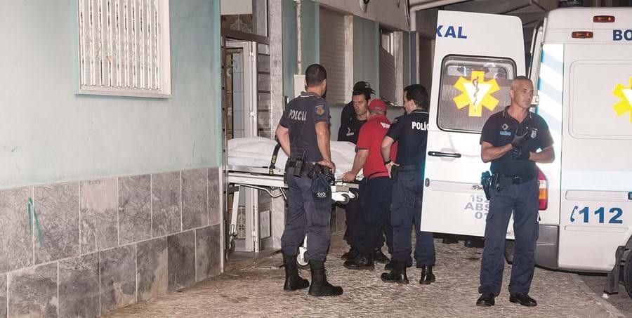 Luciano Andrade foi abatido na varanda de casa por um homem que disparou de dentro de um carro, após vários tiros para o ar