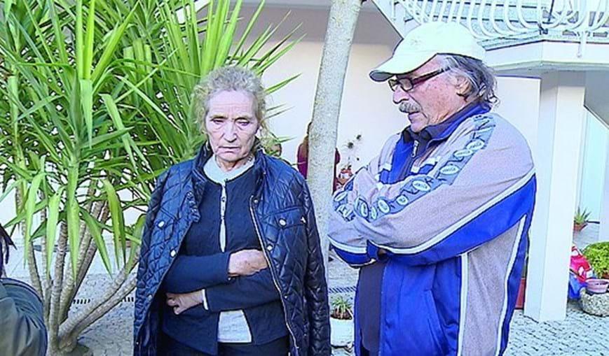 Manuel Pinto e Cacilda Sousa, pais da docente