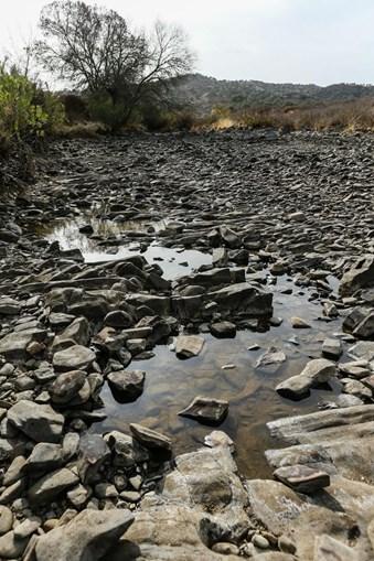 Seca extrema no Algarve deixa região do sotavento interior sem água