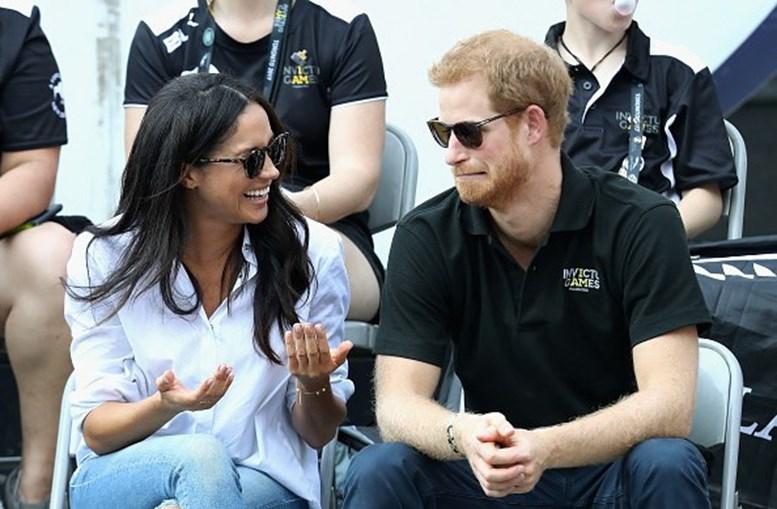 Príncipe Harry e Meghan Markle