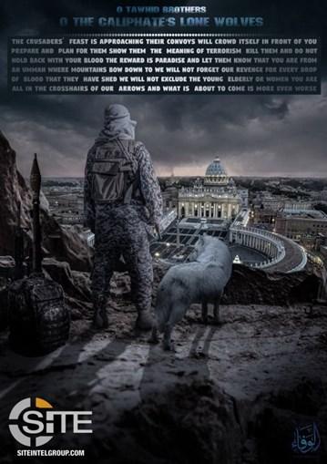Daesh ameaça com novo ataques