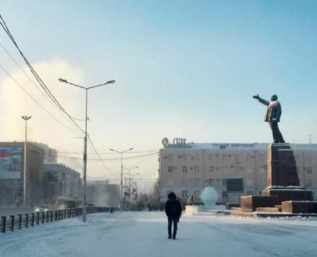 Sibéria, Rússia