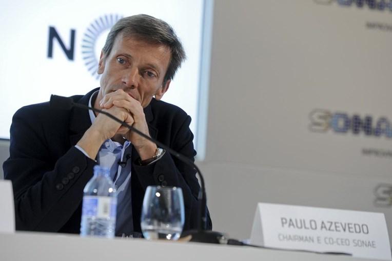 Paulo Azevedo, filho de Belmiro e sucessor do empresário na Sonae