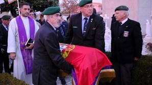 "Corpo de paraquedista regressa a Portugal ""sem ajuda do Estado"""