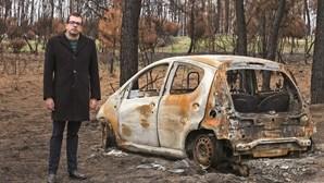 """Perde os pais nos fogos e fica sem """"dinheiro para comer"""""""