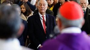 """Marcelo elogiado por ser """"a voz dos sem voz"""" em Portugal"""